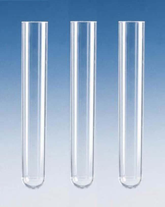 Brand™zylinderförmige Teströhrchen aus Polystyrol Dimensions: 16 dia. x 100mmL Einweg-Teströhrchen aus Kunststoff