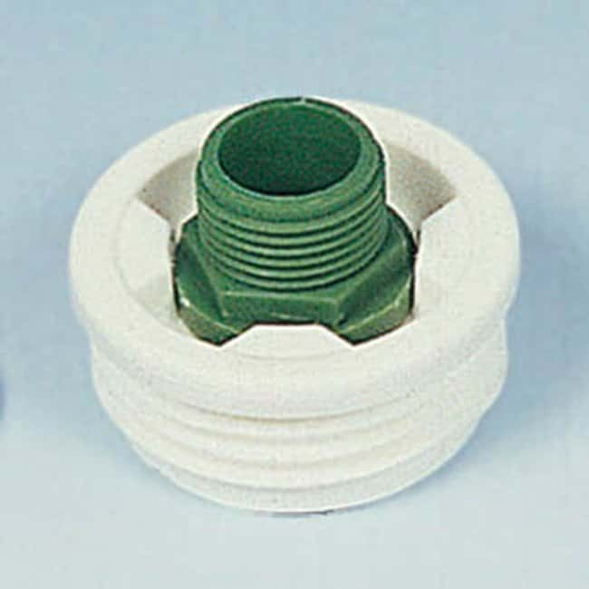 Buerkle™Adapter 3/4 in. - coarse thread, Tri-Sure 2 in.: Tubing Connectors, Fittings, and Accessories Tubing