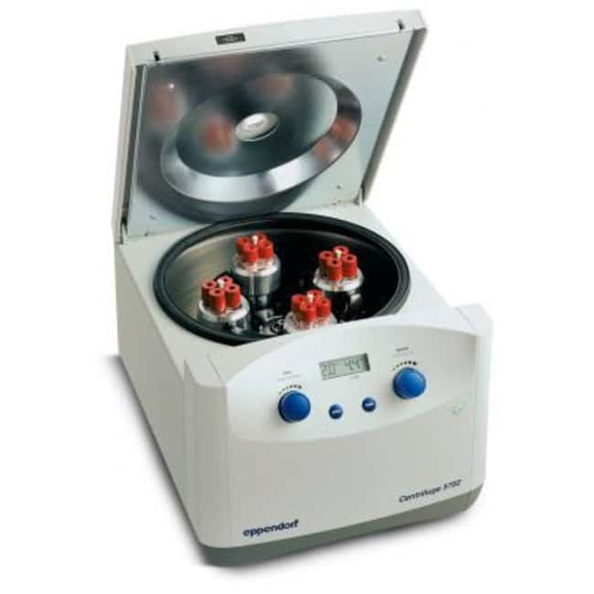 Eppendorf™ 5702 Centrifuges without Rotor Without GB Plug Eppendorf™ 5702 Centrifuges without Rotor