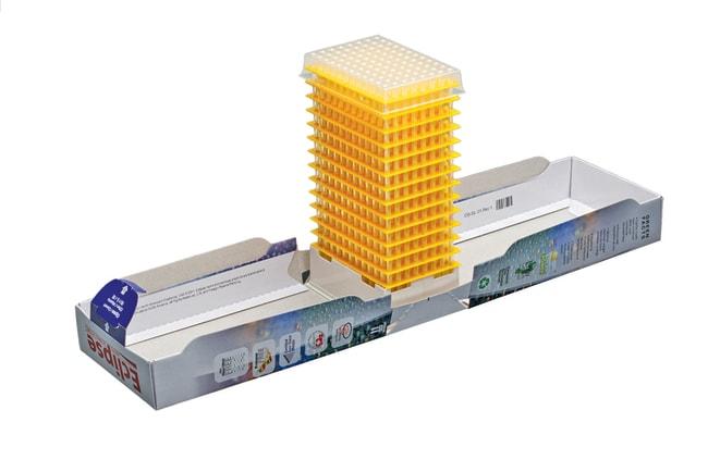 LabconCônes de pipette à faible rétention SuperSlik™ de 200μl 960cônes par recharge Eclipse™ à faible gaspillage/ 10recharges par boîte; non stériles LabconCônes de pipette à faible rétention SuperSlik™ de 200μl