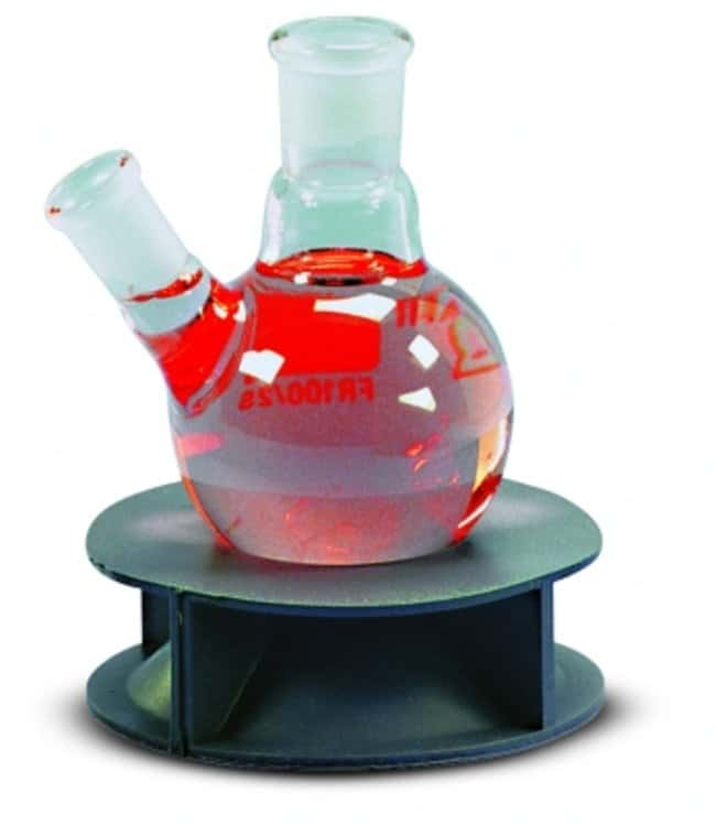 Witeg™Two Neck Round Bottom Flasks Capacity: 100mL Witeg™Two Neck Round Bottom Flasks