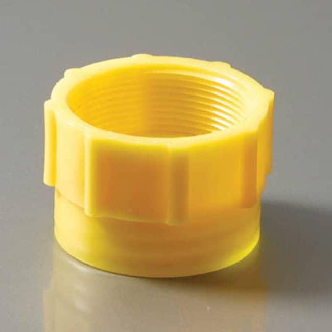 Buerkle™Polypropylene Thread Adapter External Thread 64mm (BSI), Internal Thread DIN61 Buerkle™Polypropylene Thread Adapter