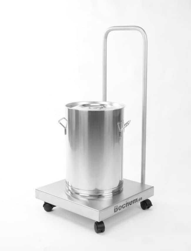 Bochem™Rollo-Transportwagen Edelstahl Material: Stainless Steel Allgemeine Rollwagen und Karren