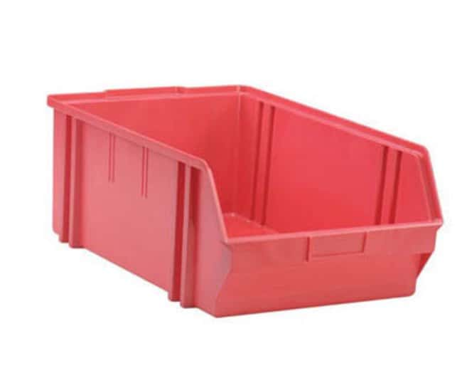 Huenersdorf™ Storage bins Dimensions: 485 x 310 x 180mm; Color: Red Huenersdorf™ Storage bins