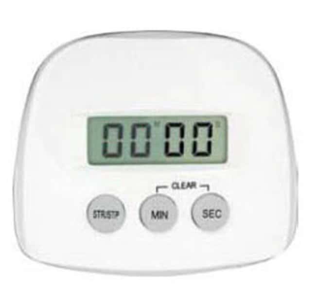 Amarell™Kurzzeitmesser mit Alarm, Timer bis 99min, 59 sec. Abmessungen: 74x64x16mm Bewegungs-Zeitschaltuhren
