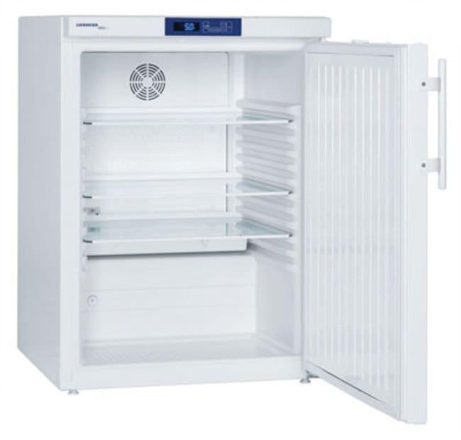 Liebherr™Under-Bench, Spark-Free Interior, Lab Fridge Capacity: 141 L Liebherr™Under-Bench, Spark-Free Interior, Lab Fridge
