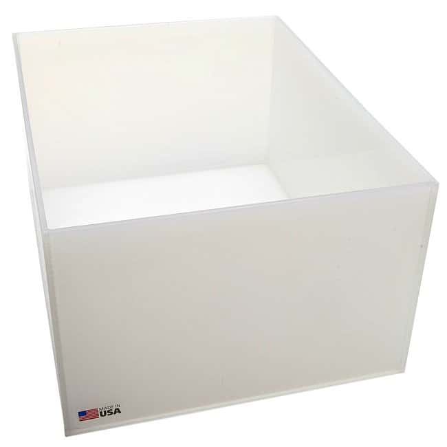 Fisherbrand™ Heavy Duty Polypropylene Lab Trays