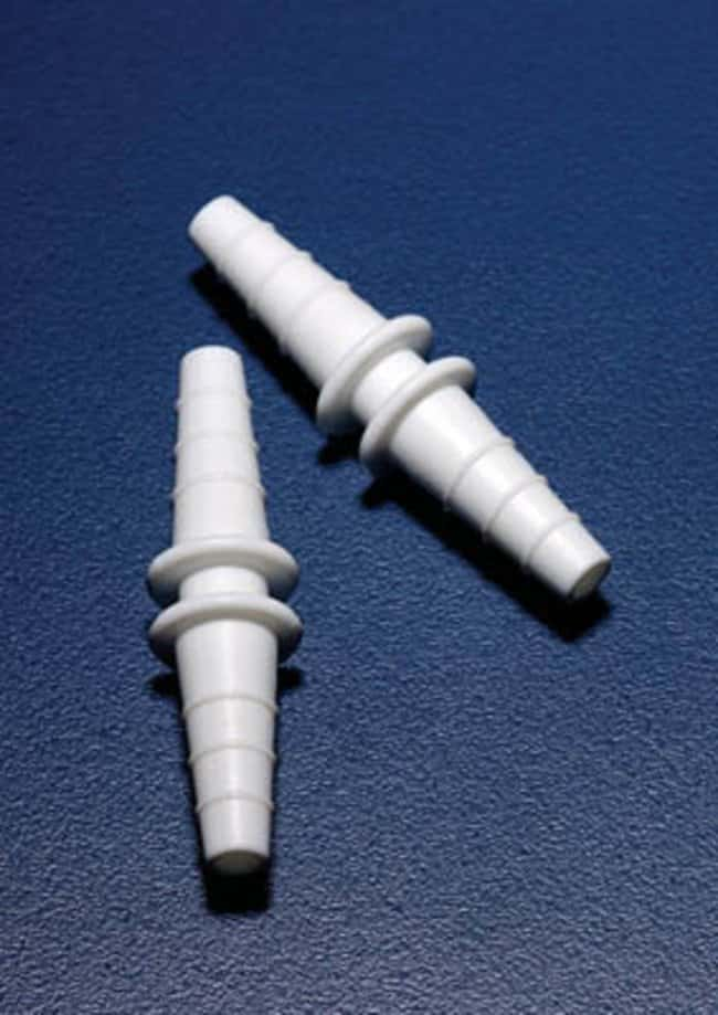 Azlon™ Polypropylene Straight Connector for Tubing: Tubing Connectors, Fittings, and Accessories Tubing
