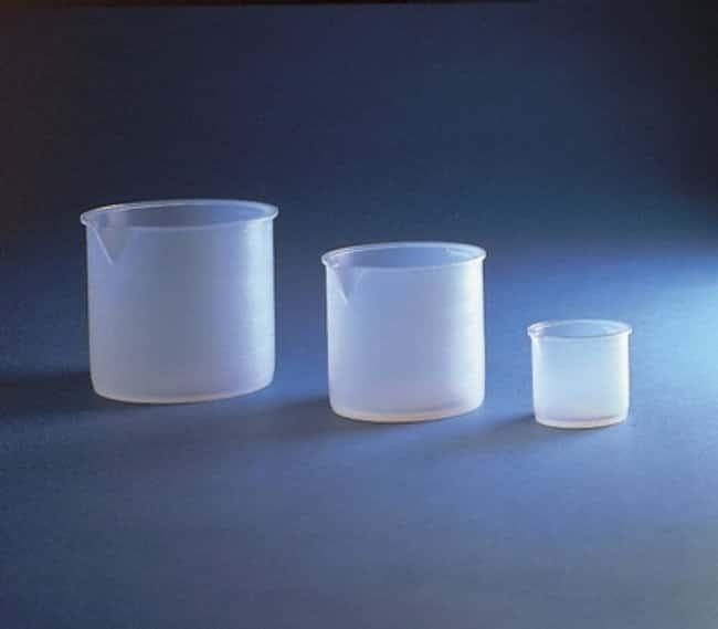 Saint-Gobain Chemware™ PFA Griffin Beaker Capacity: 250 ml Glass Beakers