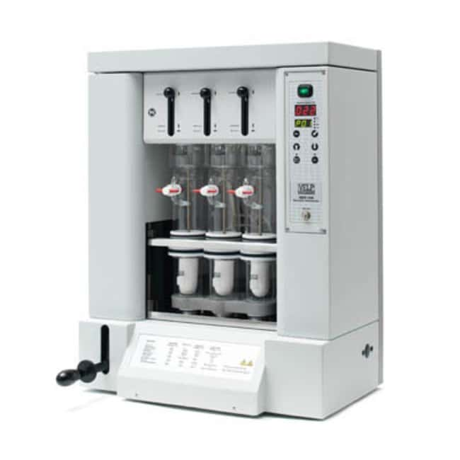 Velp Scientifica™ SER 148 Series Semi-Automatic Solvent Extractor No. of Positions: 3 Velp Scientifica™ SER 148 Series Semi-Automatic Solvent Extractor