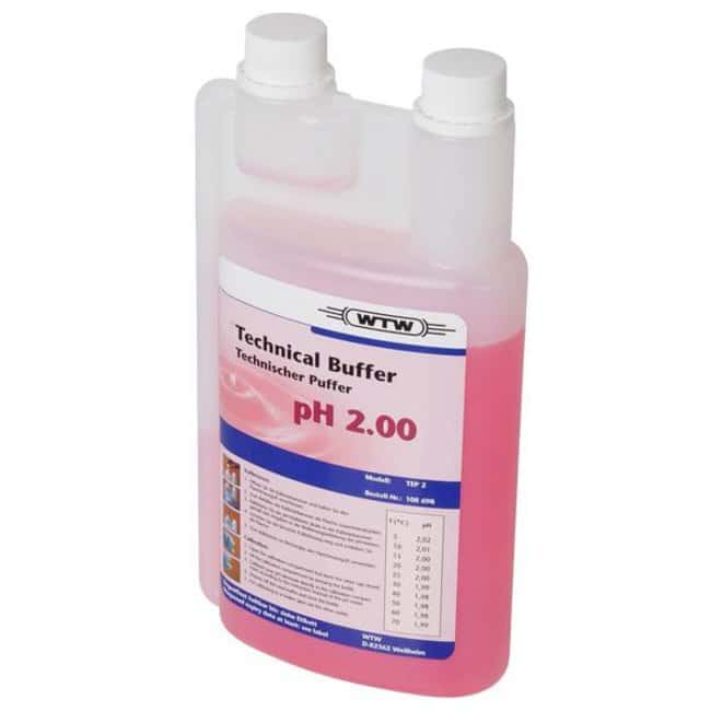 Technical Buffer Solution pH 2, WTW™ Quantity: 1L pH Reference Buffers