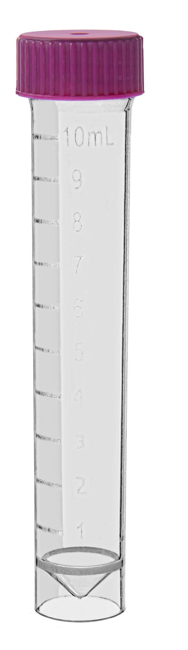 LabconTubes de prélèvement et de transport d'échantillons SuperClear™ - 10ml Stériles, 1/boîte LabconTubes de prélèvement et de transport d'échantillons SuperClear™ - 10ml