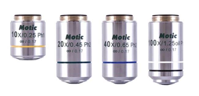 Motic™Carl Zeiss™ Objektiv Vergrößerungsleistung: 10X; Fokusabstand: 0.25mm Produkte