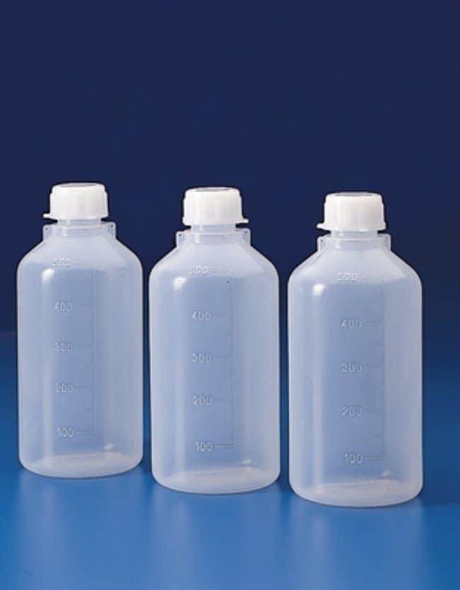 Kartell™Plastilab™ Series 300 Graduated Narrow Neck Bottles Translucent; Capacity: 250mL Kartell™Plastilab™ Series 300 Graduated Narrow Neck Bottles