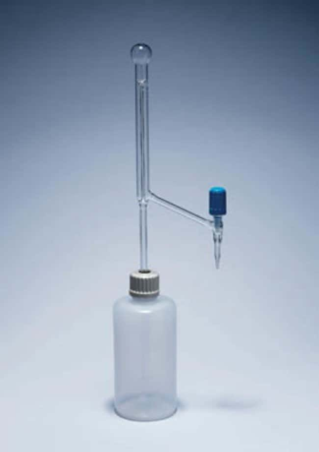 PYREX™ Labware Class B Borosilicate Glass Burette with PTFE Rotaflo™ Stopcock: Burettes Beakers, Bottles, Cylinders and Glassware