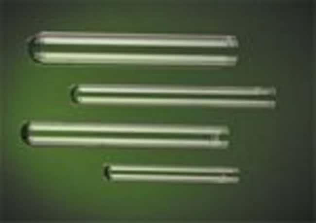 Pyrex™ Borosilicate Glass Medium Wall Rimless Test Tubes Capacity: 14mL products