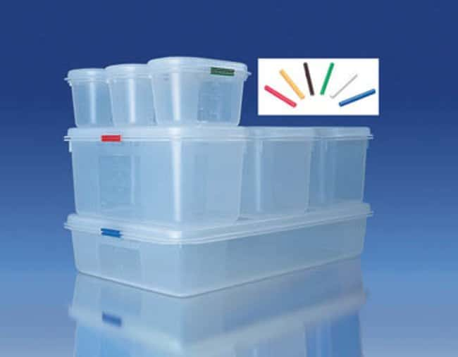 Specifications & Azpack™ Stewart™ Gastronorm Polypropylene Storage Container: Boxes ...
