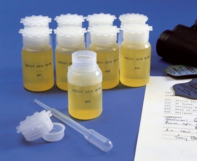 Kartell™Plastilab™ Graduated Wide Neck Bottles Capacity: 1000mL; Height: 200mm Kartell™Plastilab™ Graduated Wide Neck Bottles