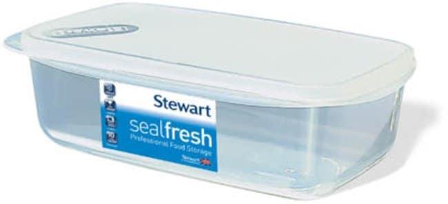 Azpack Paquete de 100 Recipientes de pl/ástico desechables de 350 ml de PP para ensalada grande para llevar comida r/ápida