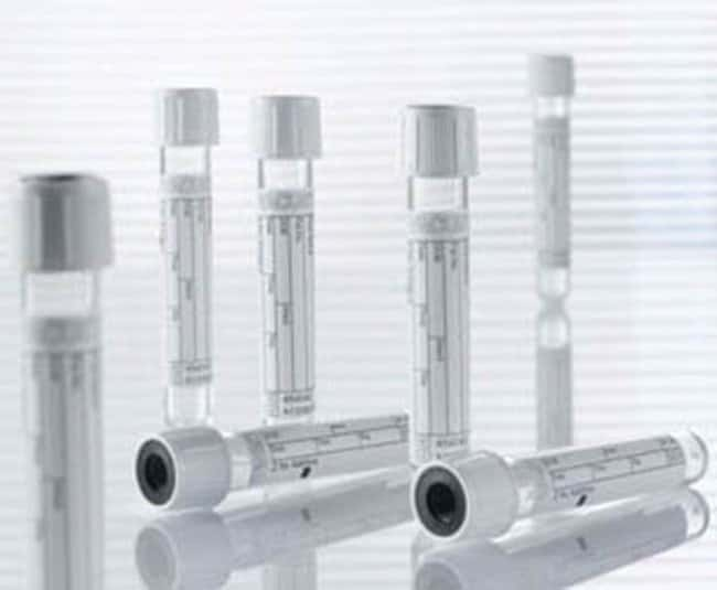 Greiner Bio-One™Tube Vacuette Capacité: 4ml; Couleur du bouchon: Blanc Greiner Bio-One™Tube Vacuette