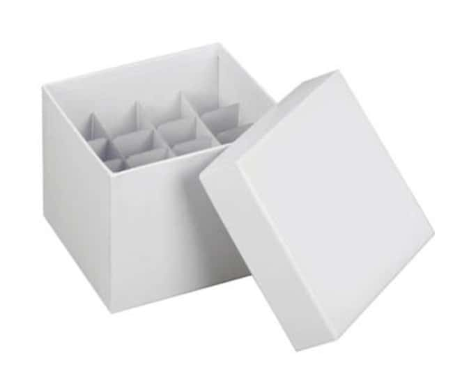 Heathrow Scientific™Cryogenic Vial Boxes  Heathrow Scientific™Cryogenic Vial Boxes