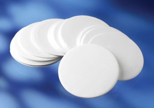 Fisherbrand™Grade 13 Ashless Medium Filtering Quantitative Filter Paper Dia.: 90mm; Plain disc Fisherbrand™Grade 13 Ashless Medium Filtering Quantitative Filter Paper