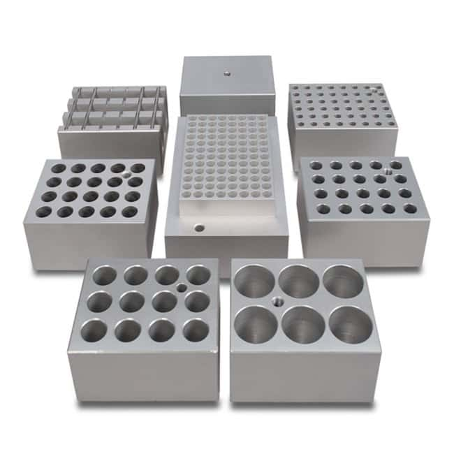 Cole-Parmer™Stuart™ Block Heater Insert 20 x 12 mm Cole-Parmer™Stuart™ Block Heater Insert