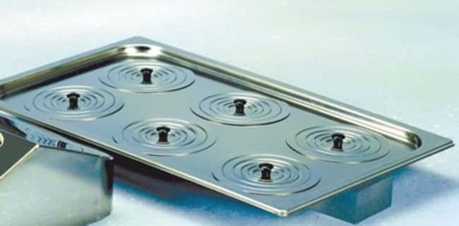 Nickel Electro™ Stainless Steel Concentric Ringed Lid For Use With: For 9, 22 & 28 Liter Unstirred Baths prodotti trovati
