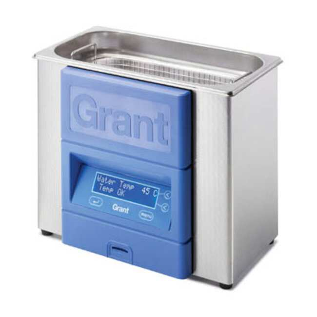 Grant Instruments™Baños ultrasónicos digitales serie XUB Capacidad: 4,5l (capacidad de trabajo) Grant Instruments™Baños ultrasónicos digitales serie XUB