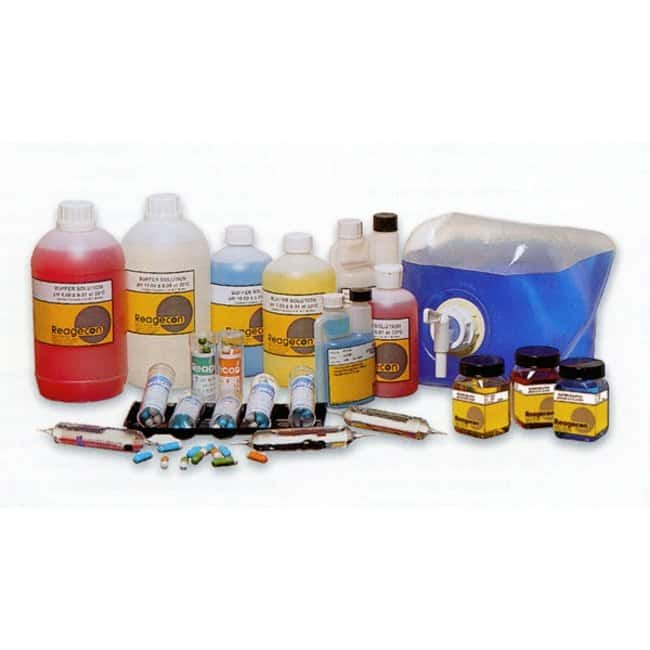 Color Coded pH Buffer Solution Tested at 20°C, Reagecon™: Bioreagents Chemicals
