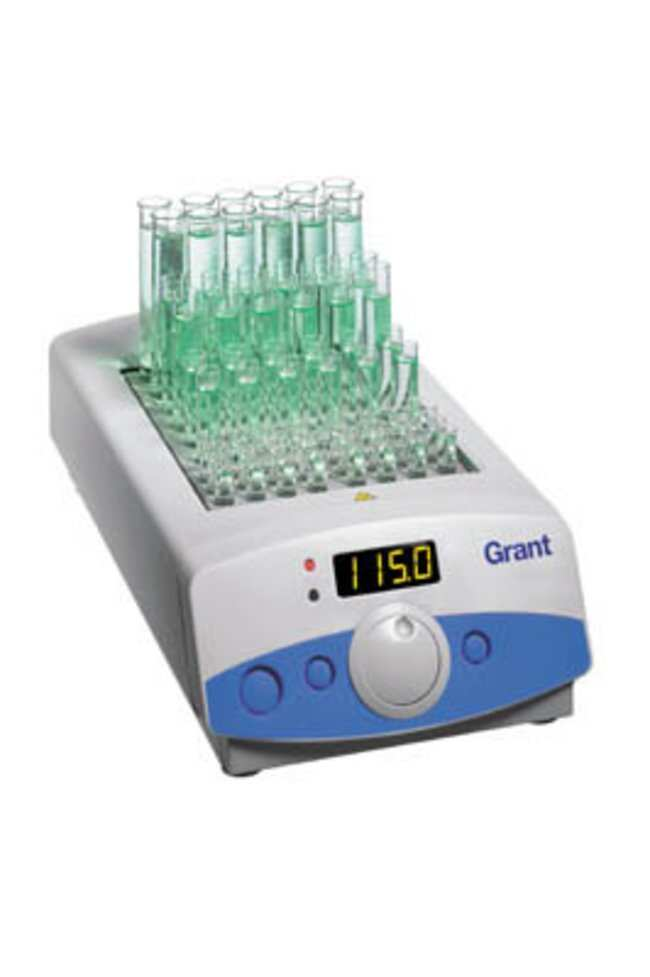 Grant Instruments™QB Series Dry Block Heating Systems, Precision Digital: Incubators Incubators, Hot Plates, Baths and Heating