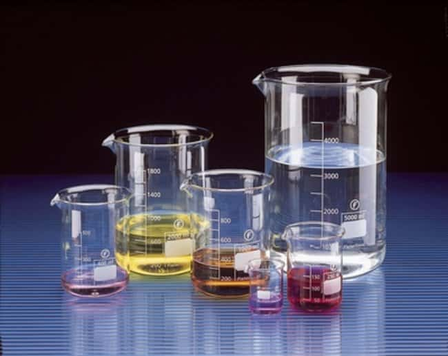 Fisherbrand™Squat Form Beakers Capacity: 50mL Fisherbrand™Squat Form Beakers