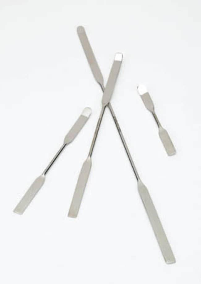 Fisherbrand™Stainless Steel Light Chattaway Spatulas Length: 150mm Spatulas