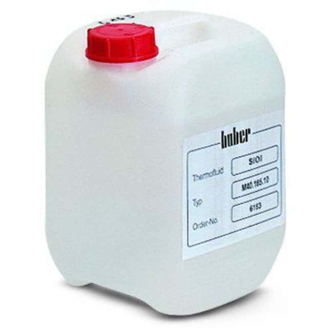 Huber Kaeltmaschinenbau&trade;&nbsp;10l Thermofluid Temperature Range: &ndash;60 to 115/220&deg;C, Viscosity: 5mm<sup>2</sup>/sec. Produkte