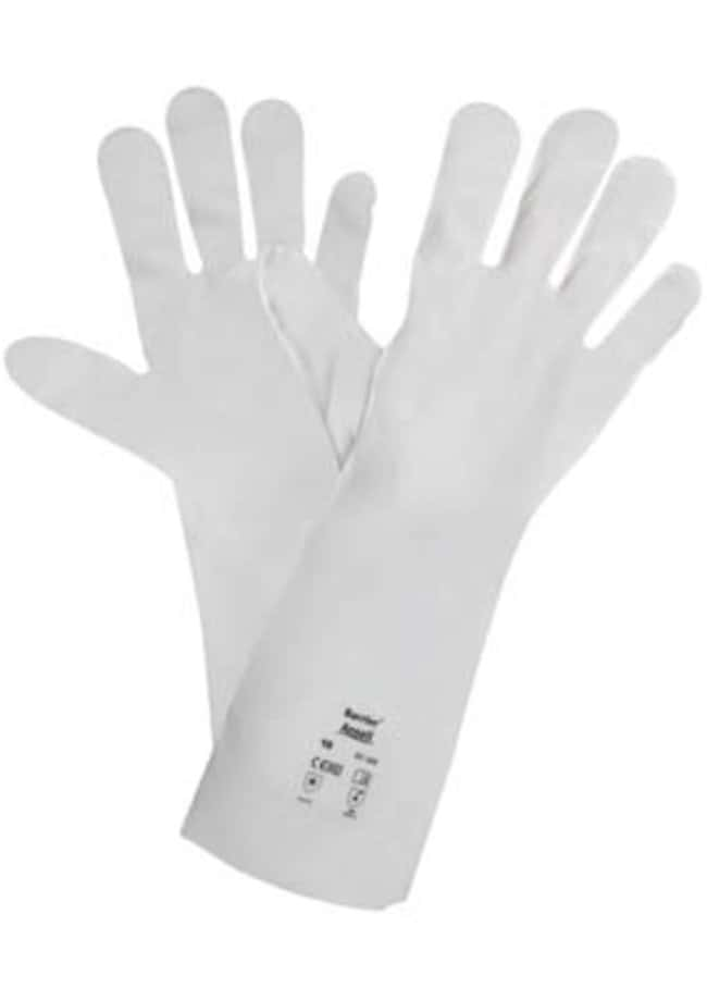 Ansell™Barrier™ Disposable Chemical Resistant Gloves Size: 8; Quantity: 1/Pk Products