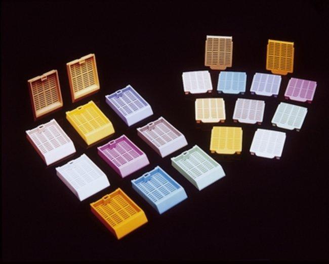 Simport™Acetal Histosette2 Gewebe-Einbettkassette aus Acetal Color: White Simport™Acetal Histosette2 Gewebe-Einbettkassette aus Acetal