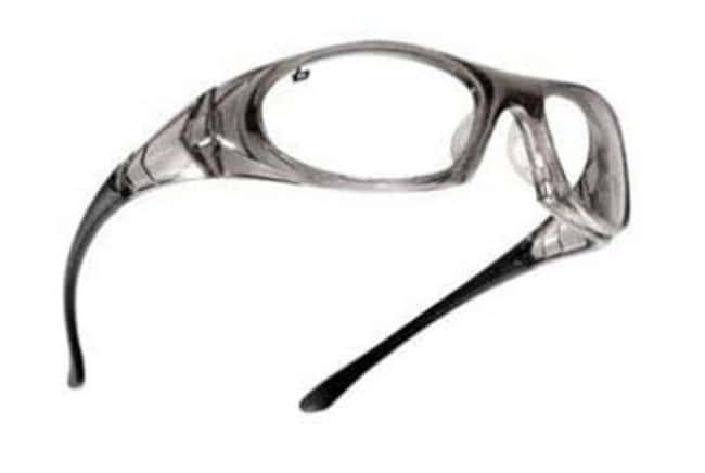 Bollé SafetyBoss Clear Safety Glasses Lens Coating: Anti-Fog & Anti-Scratch Coating General Purpose Safety Glasses