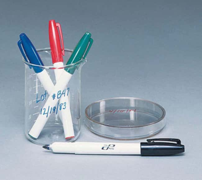 Cole-Parmer™Lab Markers: Office Supplies Facility Maintenance and Safety