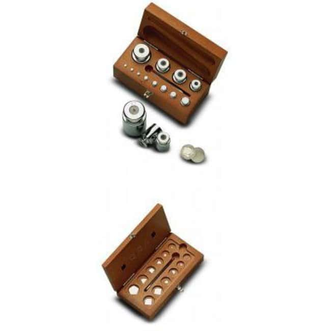 Zwiebel™Kit de poids de classeF1: Balances, étalons et matériel de pesée voir les résultats