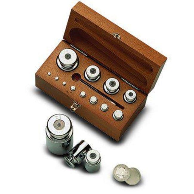 Zwiebel™Poids de boîte de classeM1 avec certificat: Balances, étalons et matériel de pesée voir les résultats