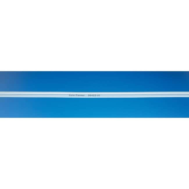 Masterflex™Clear C-Flex Tubing Inner Diameter: 0.8mm; Outer Diameter: 2.4mm Masterflex™Clear C-Flex Tubing