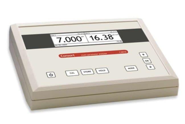 Consort™MULTIPARAMèTRES DE PAILLASSE C3010 Model: C3010 Appareils de paillasse de mesure à paramètres multiples