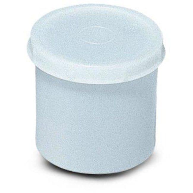 Huenersdorf™Recipientes de polipropileno Capacity: 500mL; With Screw Cap; Height: 100mm; Quantity: 14 Pack Huenersdorf™Recipientes de polipropileno