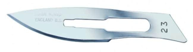 Swann-Morton™Lame de scalpel stérile en acier carbone: Lames et couteaux pour microtomes Histologie, Cytologie et anatomie pathologique