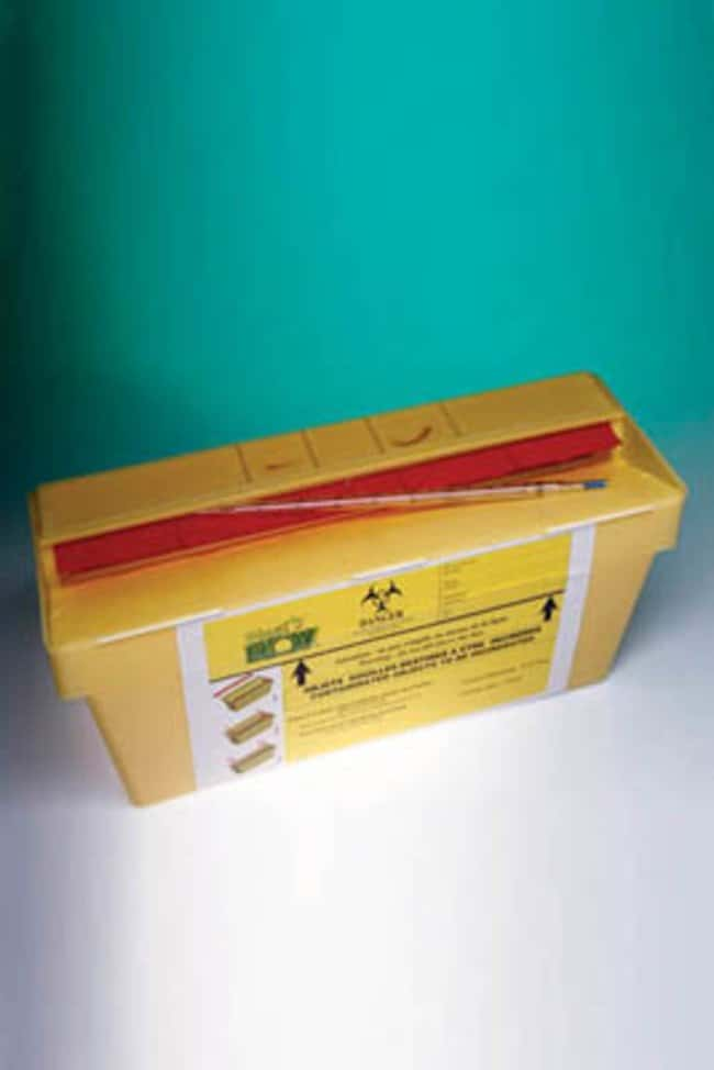 Gosselin™ Pipette Container Capacity: 5L Sharps Disposal Containers