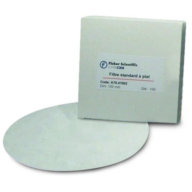 Fisherbrand™Allzweck-Filterpapier, Sorte 122 Neutrale Scheibe; 90mm; Menge: 100/Packung Fisherbrand™Allzweck-Filterpapier, Sorte 122