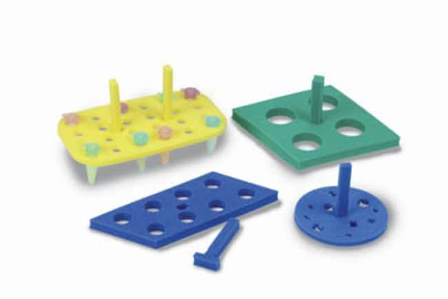 Fisherbrand™Floating Foam Tube Racks: Baths Incubators, Hot Plates, Baths and Heating