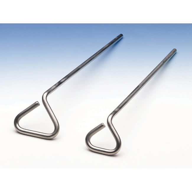 Cole-Parmer™ Stainless Steel Cell Spreader Shape: Triangular; For Use With 60mm Plates Cole-Parmer™ Stainless Steel Cell Spreader