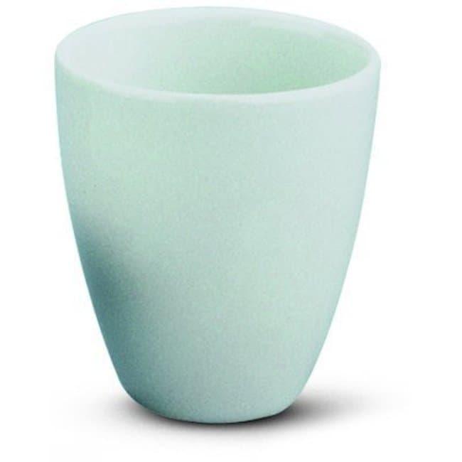 Porcelaines Avignon™Crisoles de porcelana de perfil alto Capacidad: 40mL Crisoles de metal