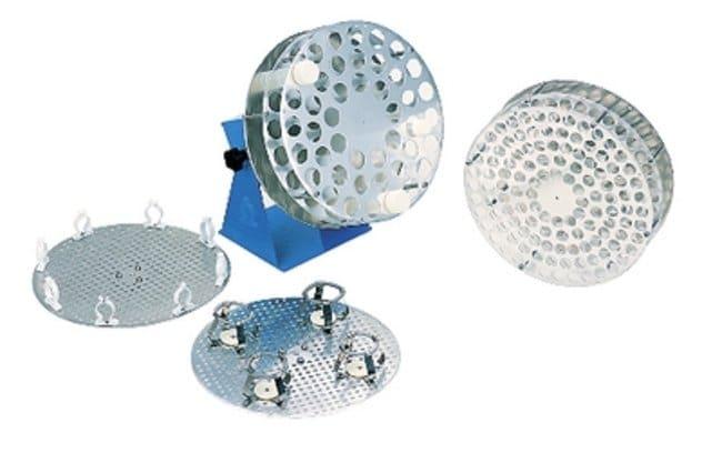 Fisherbrand™DISC ROTARY MIXER, USE WITH THE RM-2 WITH 6 Kann verwendet werden mit: Schläuche mit Durchmessern von 25bis30mm Orbitalschüttler